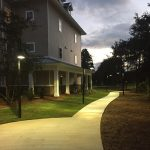Exterior Lighting at Multi-Family Complex