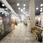 Interior Lighting for Retail Mall