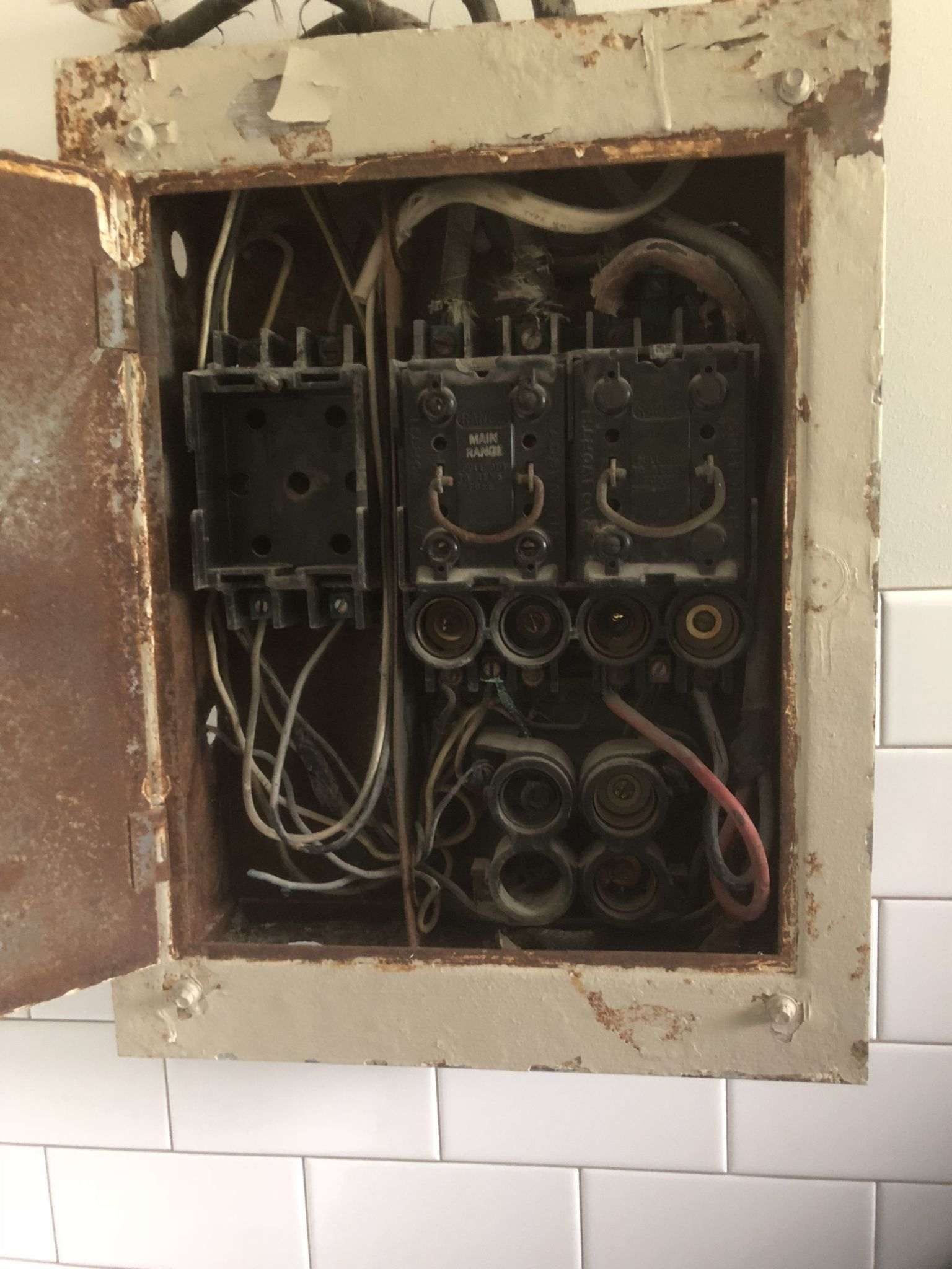 Reduce The Risk Of Fire In Your Home Upgrade Electrical Panel Wiring Box
