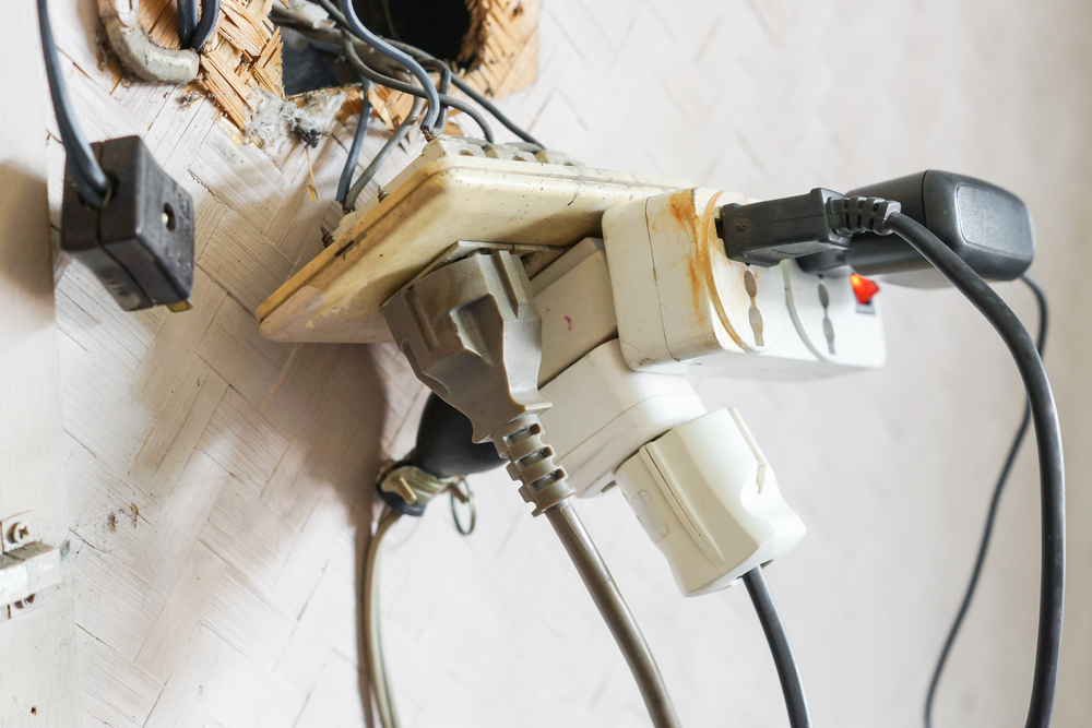 inspect your home and business electrical systems